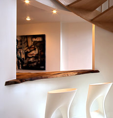 contemporary staircase Fougeron Architecture