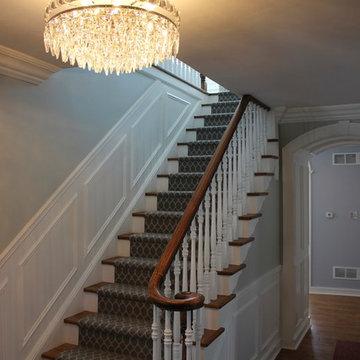 Foyer & Stair