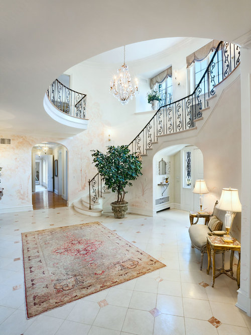 Best elegant foyer design ideas remodel pictures houzz for Elegant foyer decor