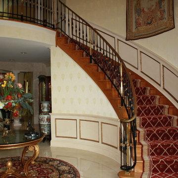 Foyer Moldings