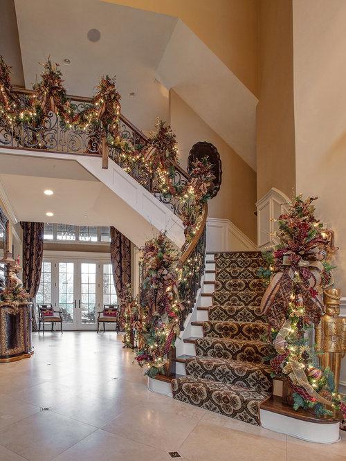 Elegant Christmas Decorations Home Design Ideas Pictures