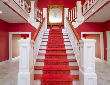 Foyers and Stairs