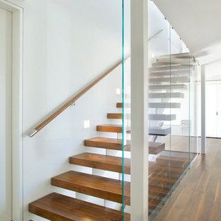 Idéer för en modern trappa