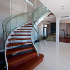 South Coogee House Contemporary Staircase Sydney