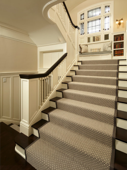 Traditional Staircase Design Ideas Remodels amp Photos