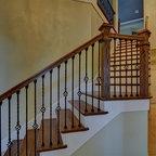 Kenig Residence Stairs