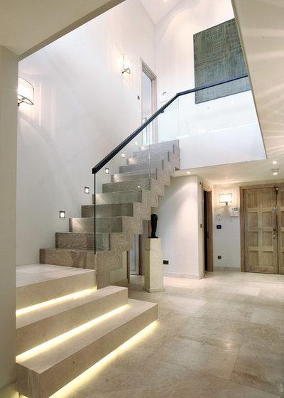 Современный Лестница by Alex Maguire Photography