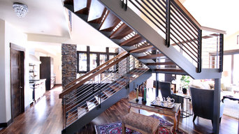 Full Interior Iron Railing Systems