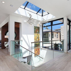 Contemporary Staircase by Spinnaker Development