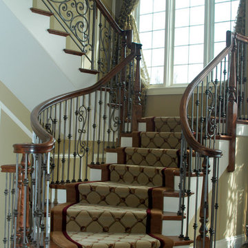Gallery of Traditional Staircases