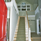 All In The Family Traditional Staircase Raleigh By