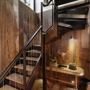 Open Tread Stair   Houzz