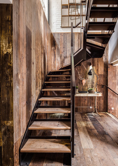 Houzz Tour Industrial Chic In The Heart Of London
