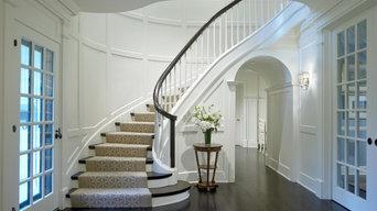 Georgian Rebirth Staircase