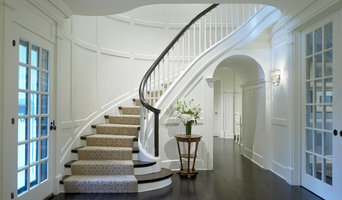 Georgian Rebirth Staircase