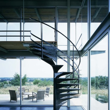 Glass Ranch House