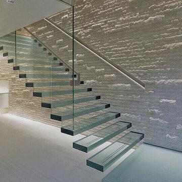 Glass Staircase Design&Build