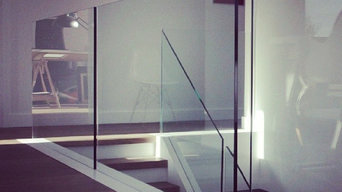 Glass Stairs Projects