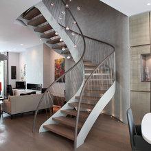 Fine Interior Stairs