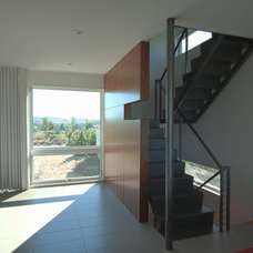 Modern Staircase by studiohw   Heather Weiss