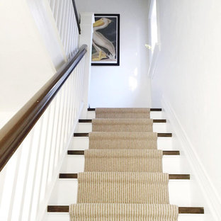 Godfrey Hirst custom staircase runner