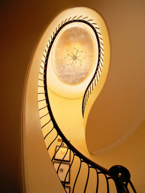 Staircase Wall Art Ideas & Photos | Houzz