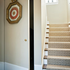Traditional Staircase by Random House