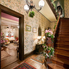 Traditional Staircase by Jay Greene Photography