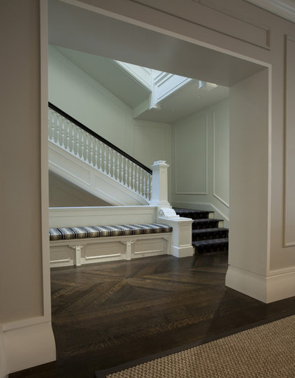 Transitional Staircase by dSPACE Studio Ltd, AIA