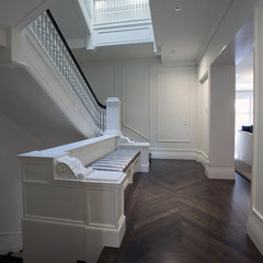traditional staircase by dSPACE Studio Ltd