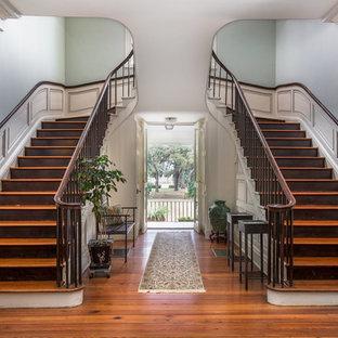 Grand Staircase - Seabrook Plantation