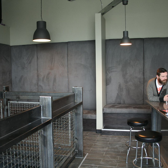 Ferndale Upholstered Wall and Seating