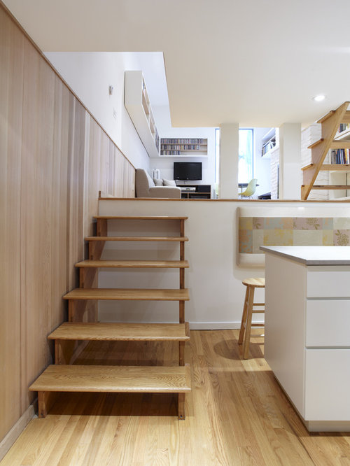 Split Level Home Dartmouth Ns Kitchen Upper Staircase: Small Split Level Home Design Ideas, Pictures, Remodel And