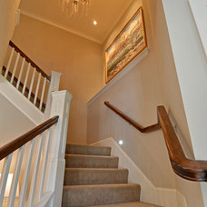 Contemporary Staircase by Great Neighborhood Homes