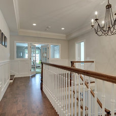 Traditional Staircase by Spacecrafting / Architectural Photography