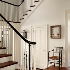 Traditional Staircase by Jones & Boer Architects, Inc.