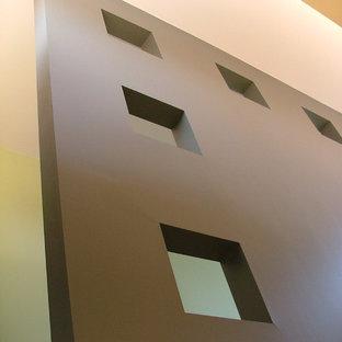 Minimalist staircase photo in Seattle