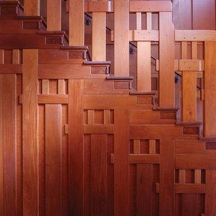 サンフランシスコのおしゃれな階段の写真