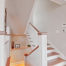 Craftsman Staircase by First Lamp