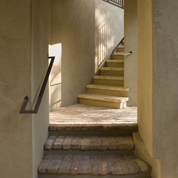 Greenlee Guest House Steps