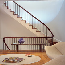 Modern Staircase by Melander Architects, Inc.