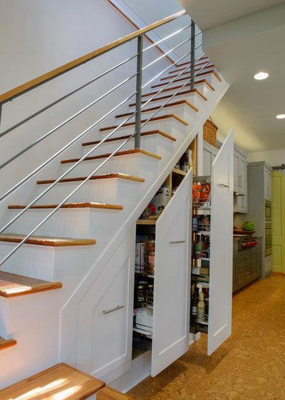 Trappa trappa hylla : Inspiration: 10 nya sätt du kan utnyttja trappan (mer än att gå på ...