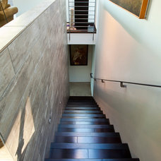 Modern Staircase by Horst Architects