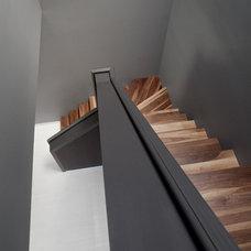 Modern Staircase by Davignon Martin Architecture