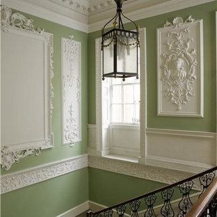 Staircase - traditional staircase idea in Baltimore