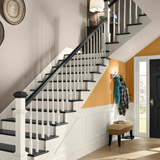 Contemporary Staircase by BEHR®