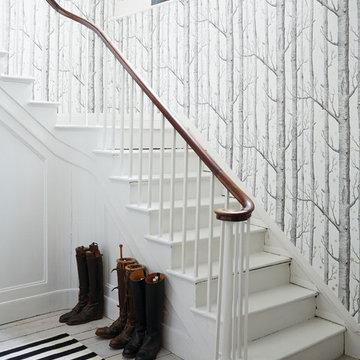 Hallway wallpaper ideas