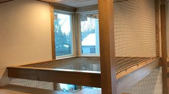 Hammock/Loft Netting