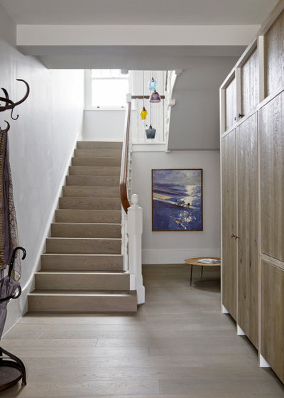 Rustic Staircase by Indie & Co.