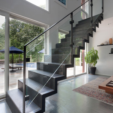 HAMPTON PERFORATED STAIRCASE
